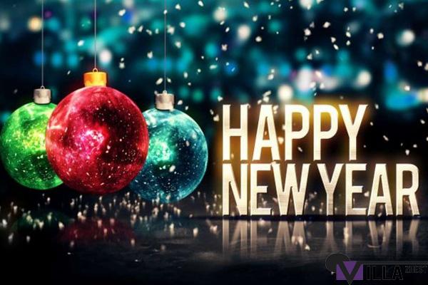 سال نو میلادی در ویلاژست