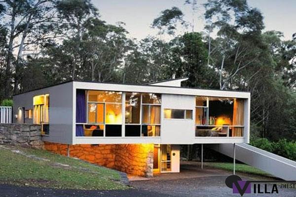 مقاله معماری مدرن|مدرنیسم در معماری